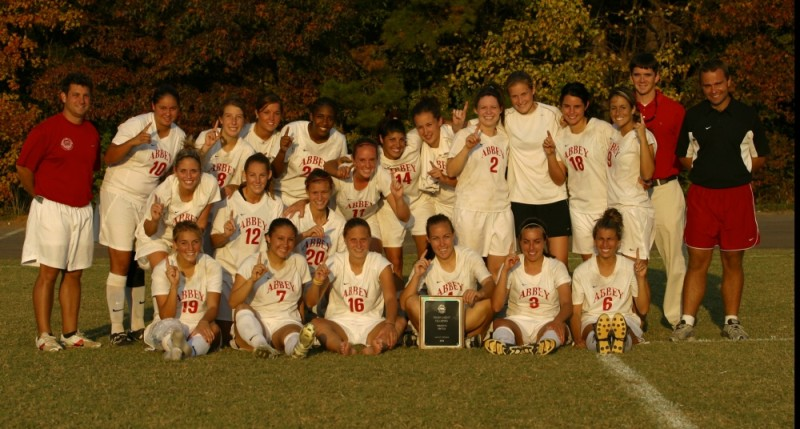 2005 Cup Tournament Champion Belmont Abbey College