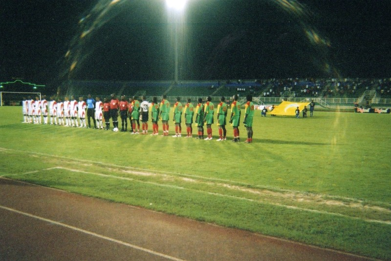 Grenada vs. Trinidad and Tobago