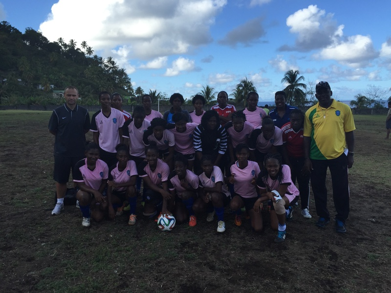 Saint Vincent and the Grenadines National Team