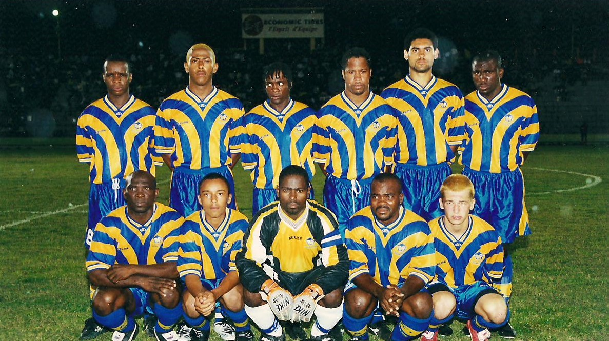 Virgin Islands Senior Men's National Team