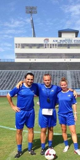 UT Rio Grande Valley Coaches