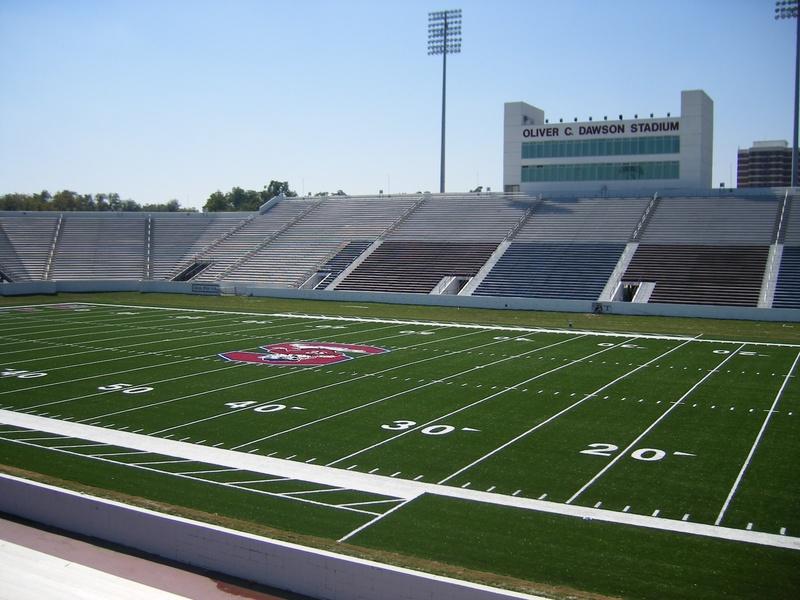 Oliver C. Dawson Stadium