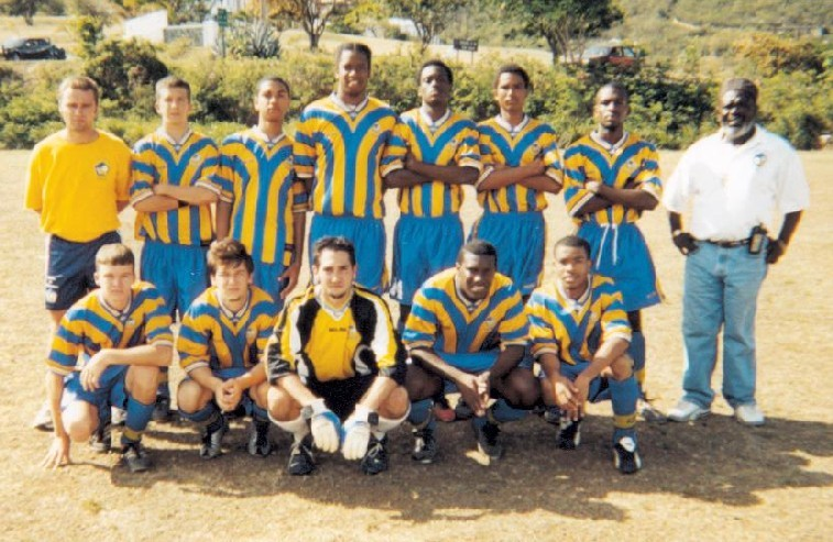 Virgin Islands Under 18 Men's National Team