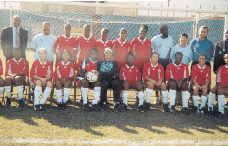 Virgin Islands Women's National Team